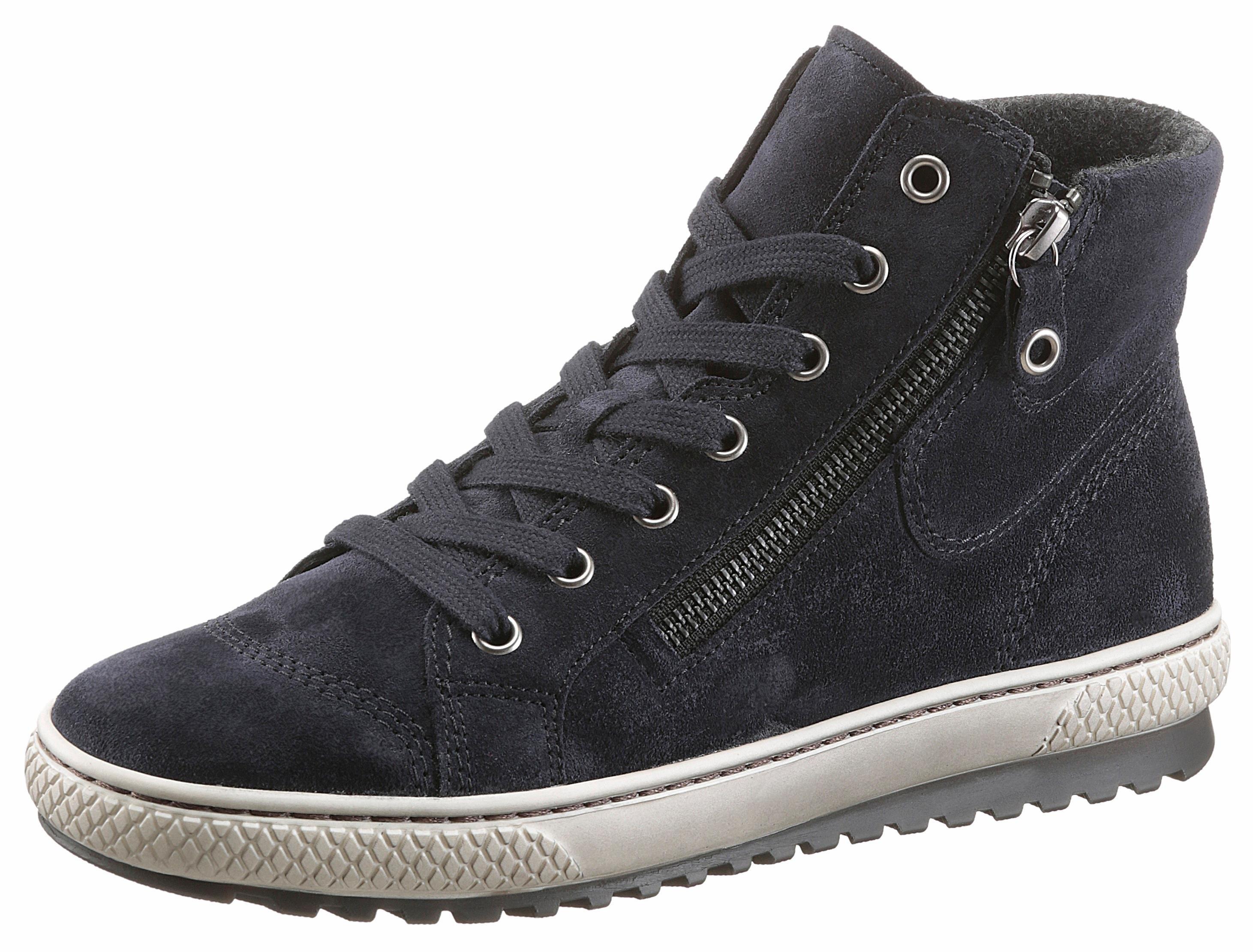 Gabor hoge veterschoenen in winterkleuren nu online kopen bij OTTO