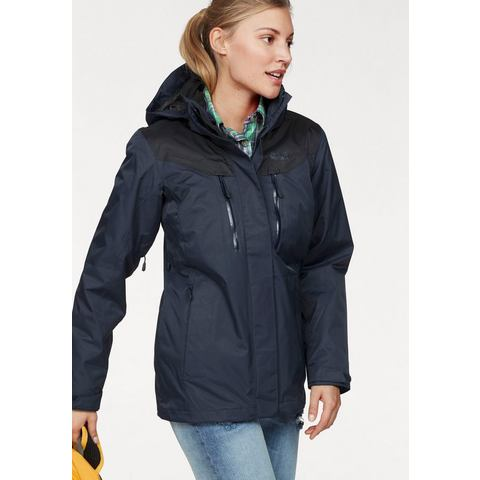 NU 15% KORTING: JACK WOLFSKIN outdoorjack »JASPER 3-in-1 WOMEN« 2-delig