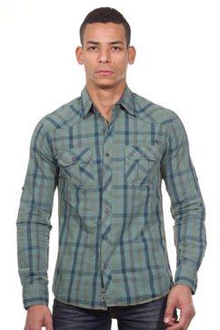 cazador overhemd met lange mouwen groen