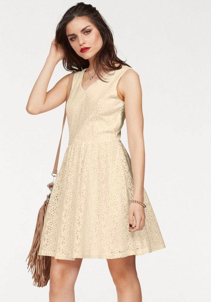 VERO MODA kanten jurk »SASHA« wit