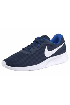 nike sneakers »tanjun m« blauw