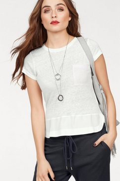 shirt met ronde hals »LINDA«