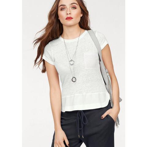 VERO MODA shirt met ronde hals »LINDA«