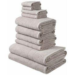 my home handdoekenset inga grijs