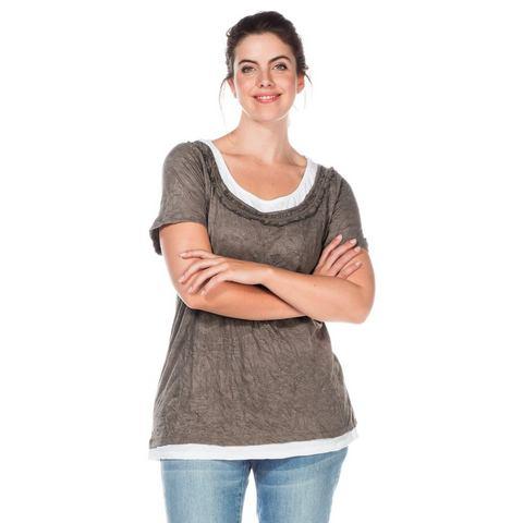 NU 20% KORTING: SHEEGO CASUAL shirt