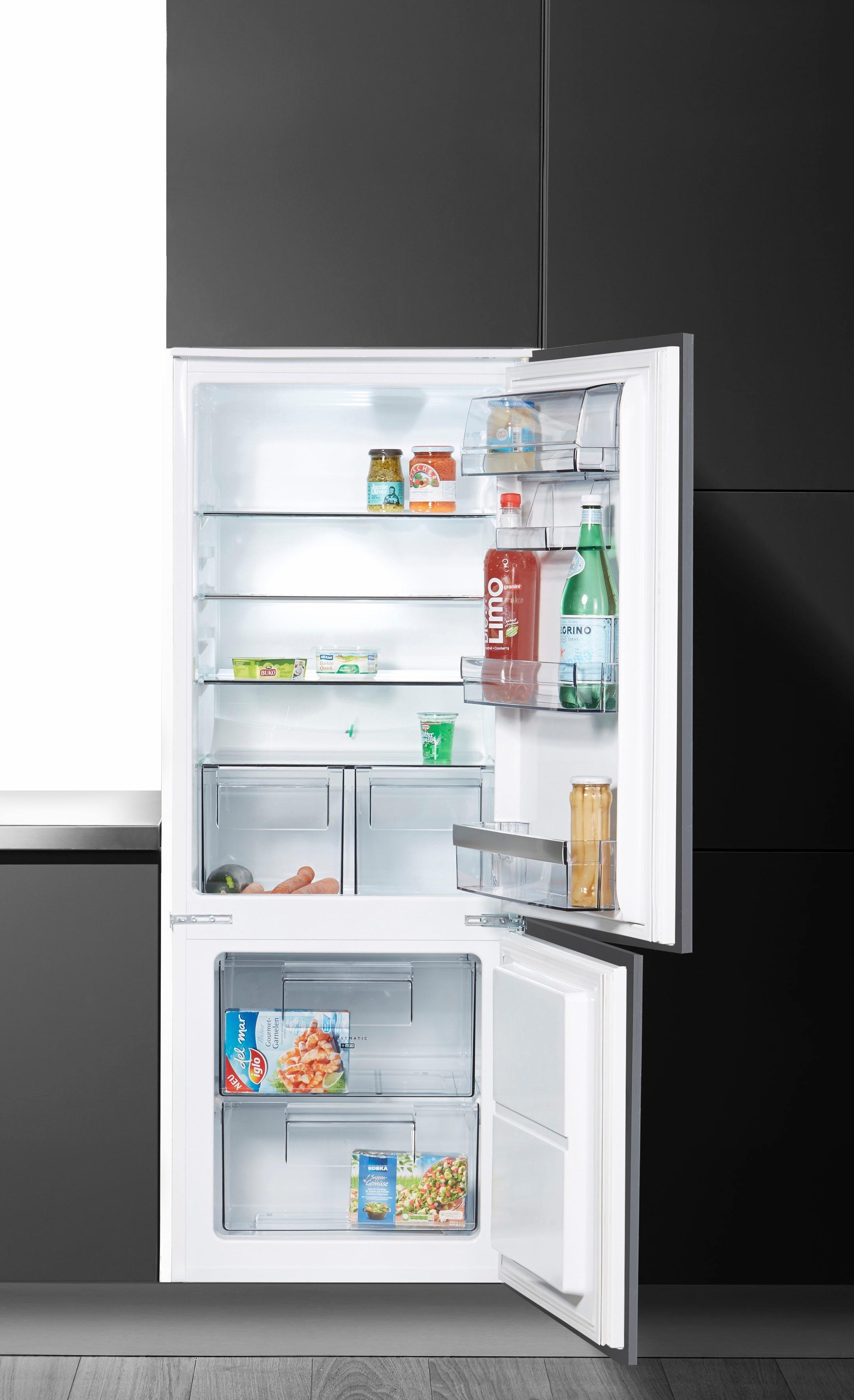 AEG inbouw koel-vriescombinatie SANTO SCB51421LS, A++, 144,6 cm online kopen op otto.nl