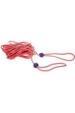 deuser sports fitnessband, »zauberschnur, 10 m« rood