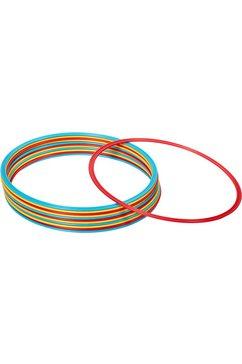 riofit »agility-ringe« trainingsring multicolor
