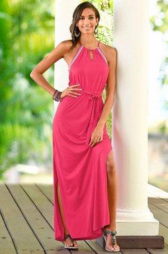 beachwear maxi-jurk