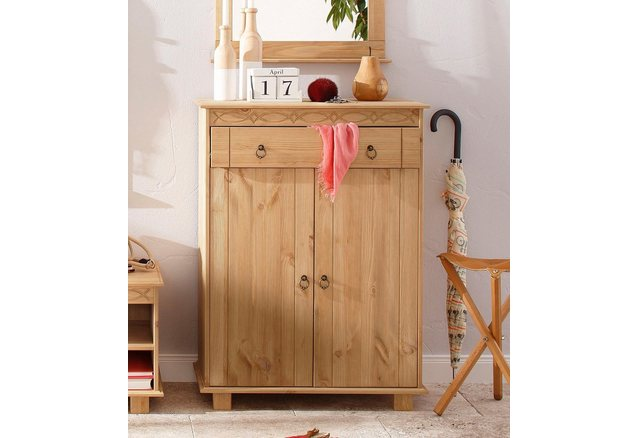home affaire kast indra 74 cm breed in de online winkel otto. Black Bedroom Furniture Sets. Home Design Ideas