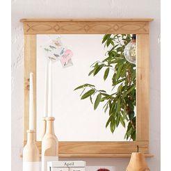 home affaire spiegel »indra« beige