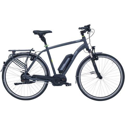 KETTLER He E-citybike 36 V/250 W 28 inch NuVinci N 380, vrijloop, »Explorer E Tour Plus«