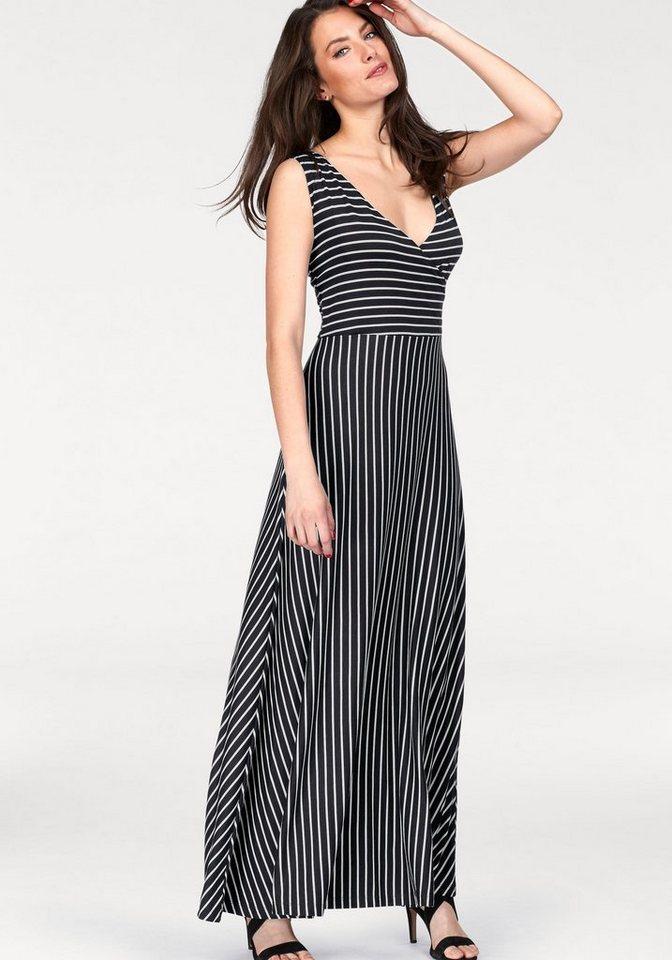 Vivance Collection maxi-jurk zwart