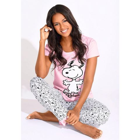 PEANUTS SNOOPY-pyjama in N-maten
