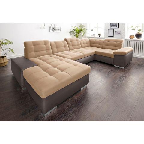 Sit & More zithoek XXL, naar keuze met slaapfunctie