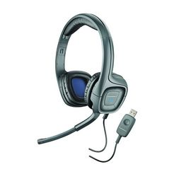 plantronics headset »655 dsp digitales usb stereo-headset« grijs