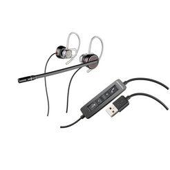 plantronics headset »headset blackwire usb c435« zwart