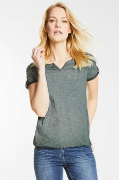 Washed look-shirt Anni