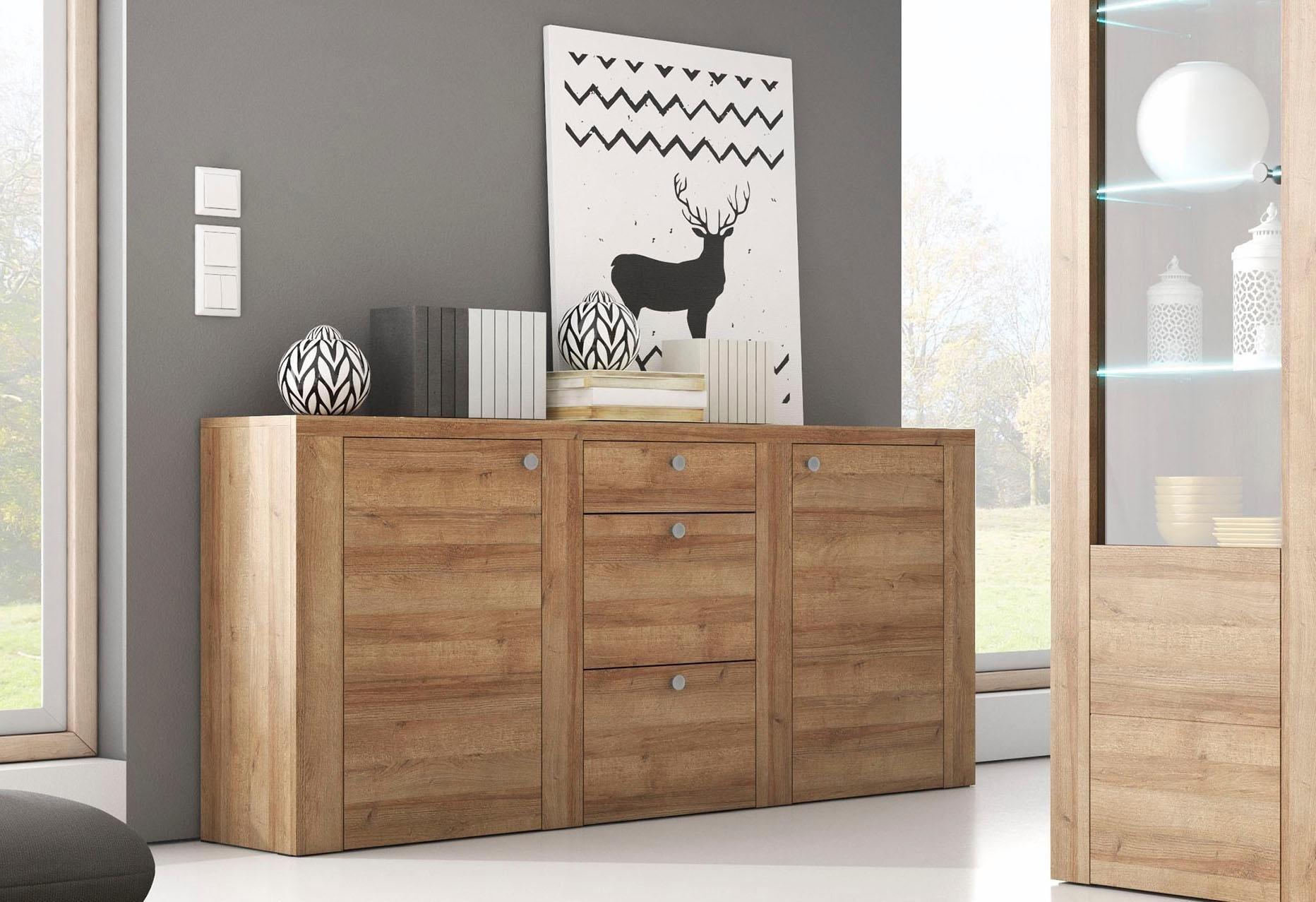 Latest breedte cm tecnos dressoir real breedte cm for Sideboard 3 meter lang