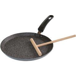 stoneline crêpepan (1-delig) zwart