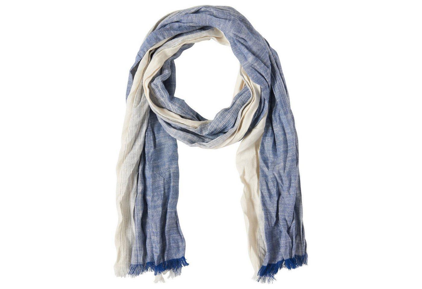 TOM TAILOR Sjaal »sjaal met strepen«