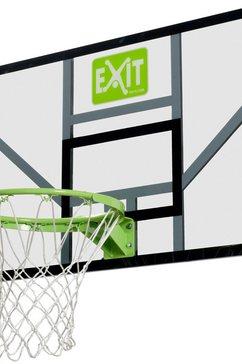 exit basketbalring »galaxy board«, bxh: 117x77 cm zwart