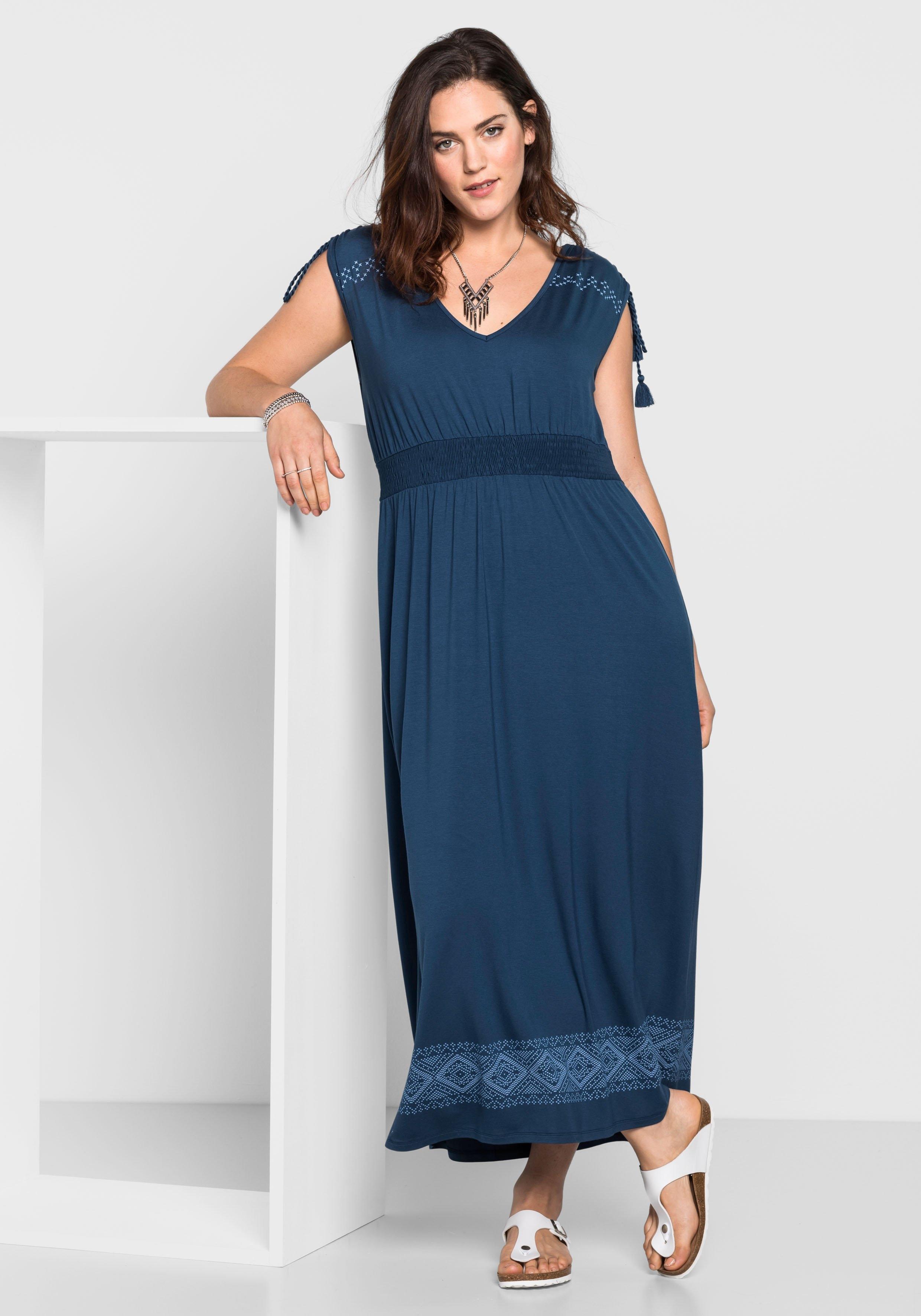 Sheego Tit maxi-jurk bestellen: 14 dagen bedenktijd