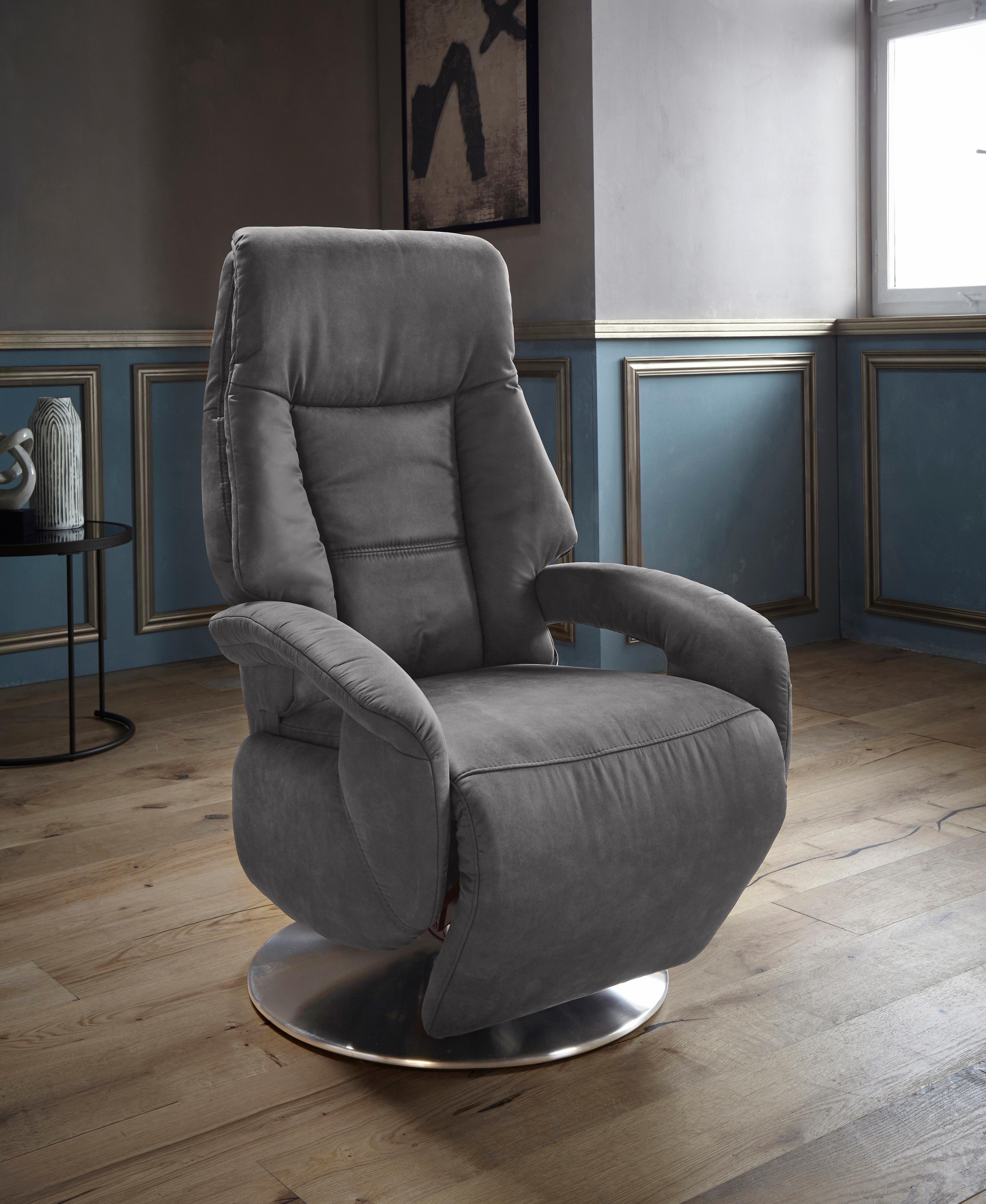 Places Of Style roomed relaxfauteuil 'Launceston' in maat L, naar keuze met motor en opstahulp voordelig en veilig online kopen