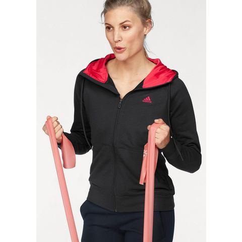 adidas Prime Hoodie, Zwart, S, Female, Training