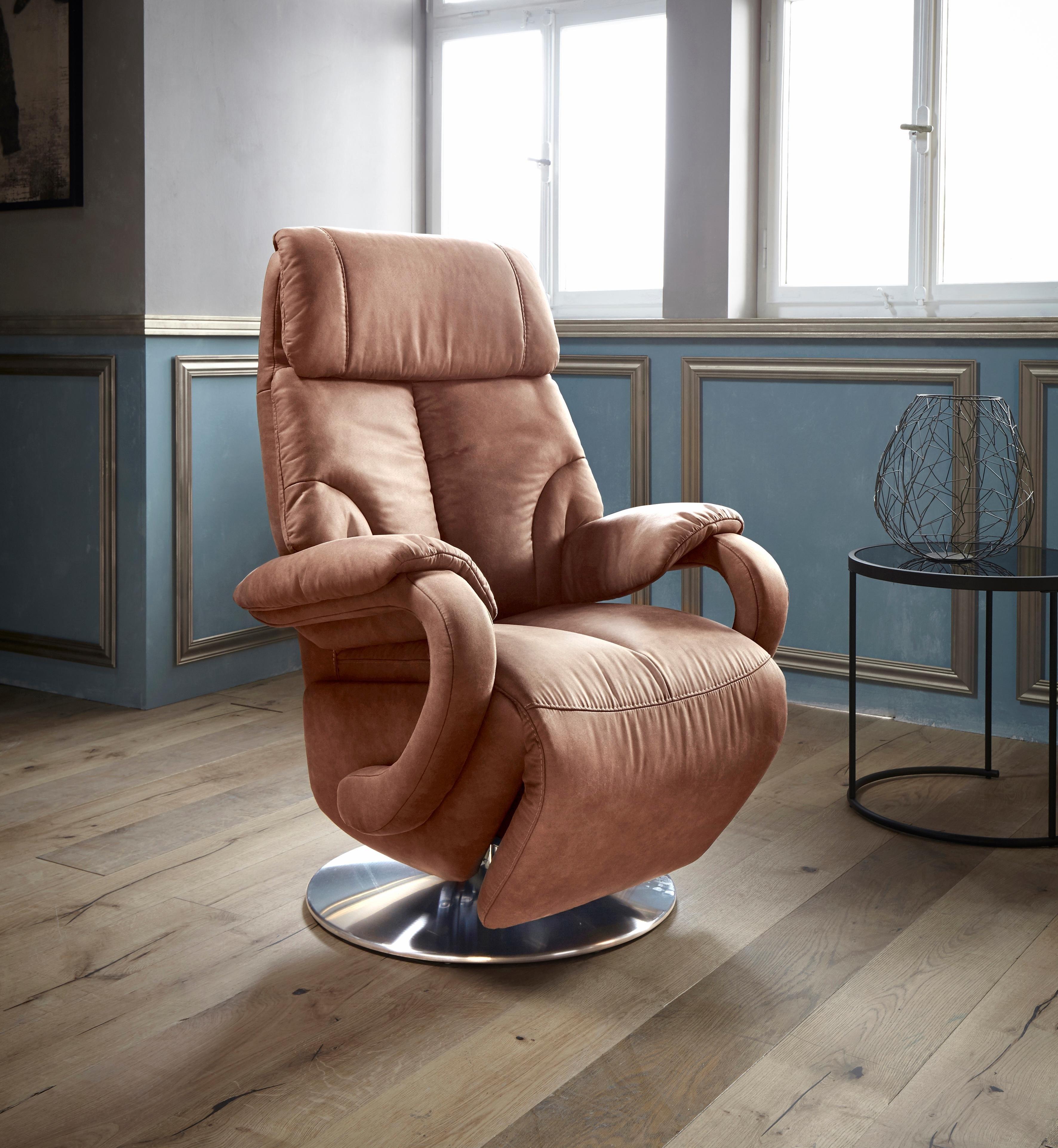 Places Of Style roomed relaxfauteuil 'Gisborne' in maat S, naar keuze met motor en opstahulp goedkoop op otto.nl kopen