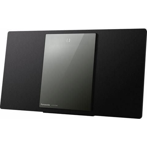 PANASONIC SC-HC1040EGK micro-hifi-set Panasonic Music Streaming-app-Spotify-Napster, Bluetooth, WLAN
