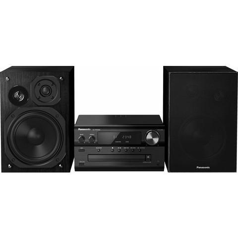 Panasonic SC-PMX84EG-K zwart
