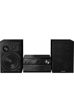 SC-PMX84EG-K micro-hifi-set, Hi-Res, Bluetooth, digitale radio (DAB+), RDS, 2x USB