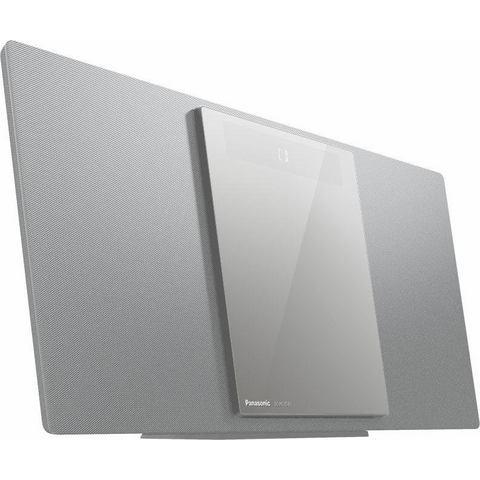 PANASONIC SC-HC1040EGS micro-hifi-set Panasonic Music Streaming-app-Spotify-Napster, Bluetooth, WLAN