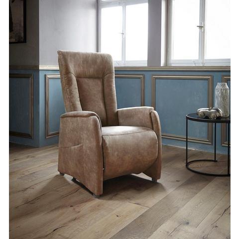 roomed relaxfauteuil met verstelbaar hoofdeind 'Murchison' in maat L, ook met motor en opstahulp