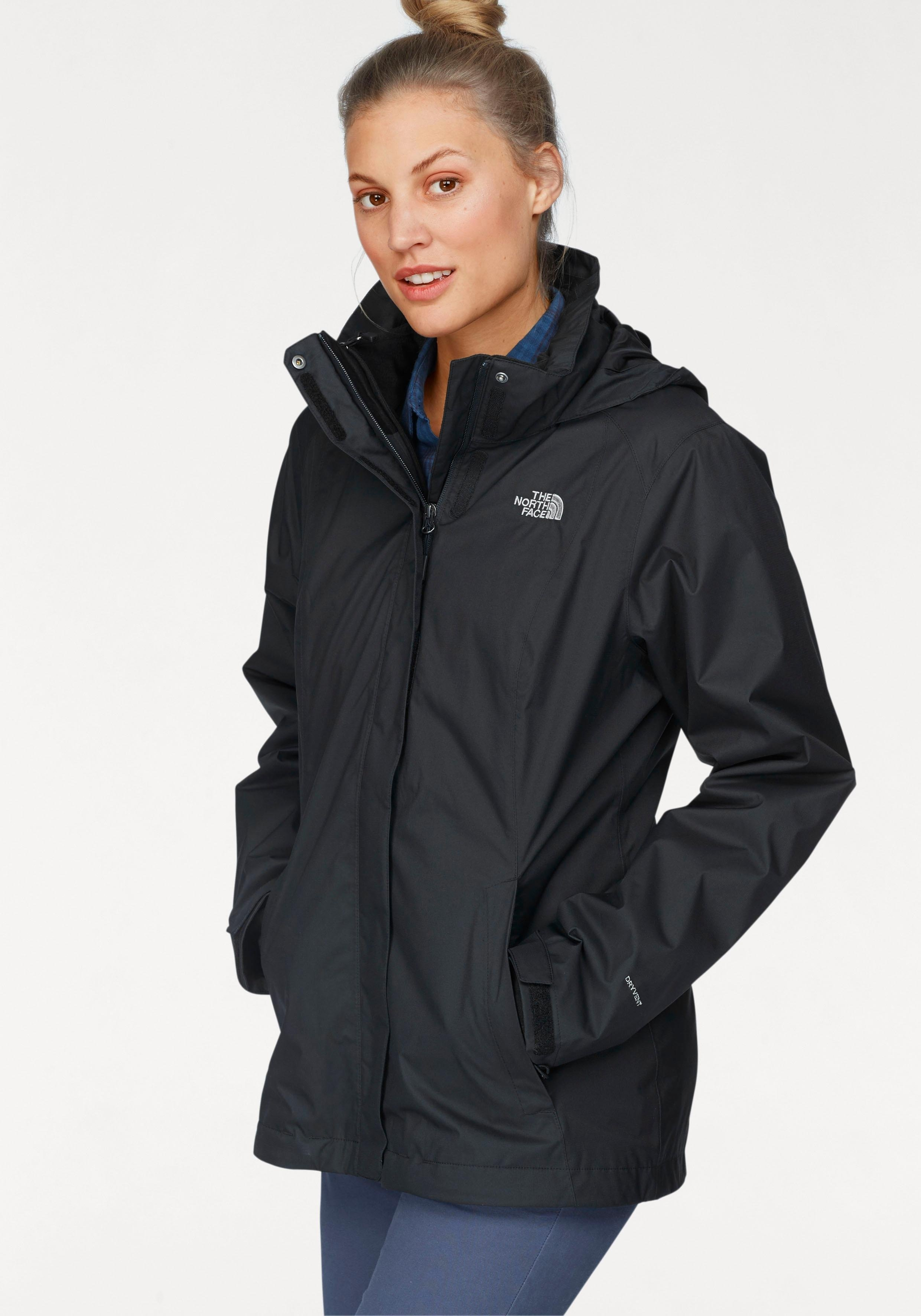 The North Face functioneel 3-in-1-jack »EVOLVE II TRICLIMATE« nu online bestellen