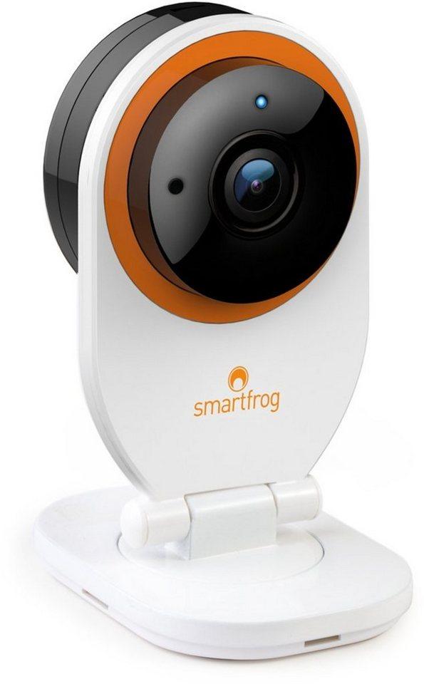 Smartfrog indoor camera als ABO - model voor ruimtebewaking online kopen
