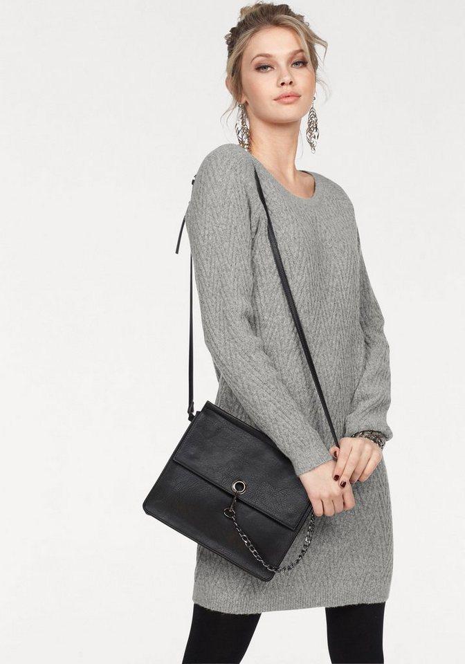 NU 21% KORTING: Vero Moda tricotjurk POSH grijs