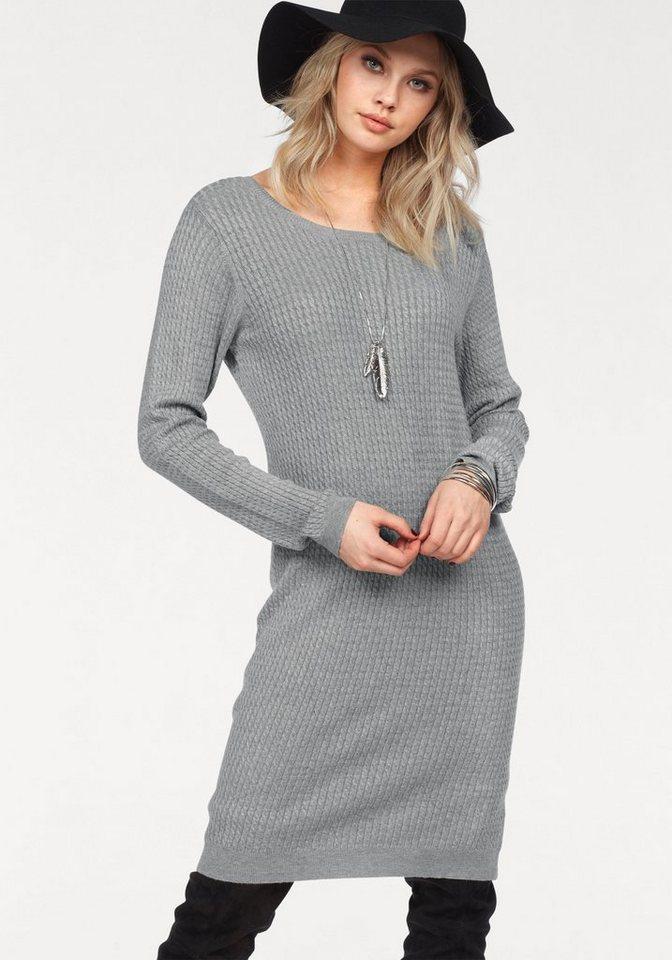 Vero Moda tricotjurk GLORY NINKA grijs