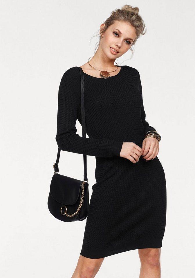 Vero Moda tricotjurk GLORY NINKA zwart