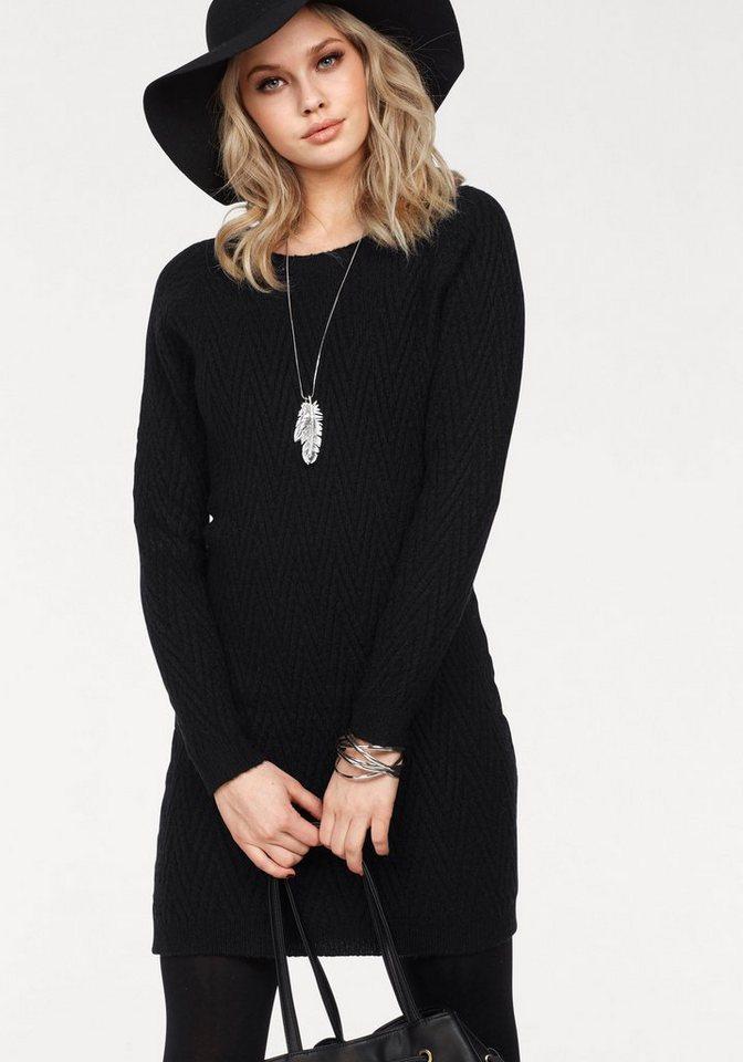 Vero Moda tricotjurk POSH zwart