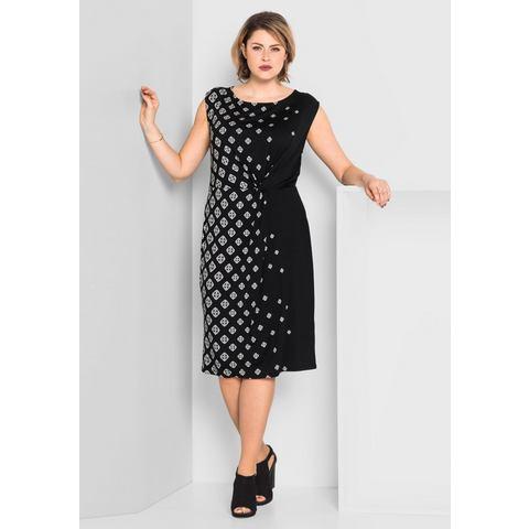 sheego Class geweven jurk,   $( function () {    $(