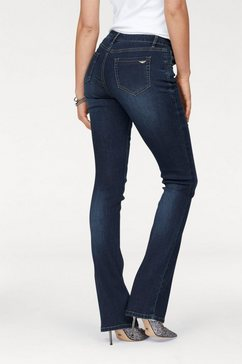 arizona bootcut jeans ultra stretch mid-waist blauw