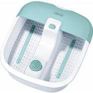 sanitas voetenbad sfb 07 met vibratie- en bruismassage wit