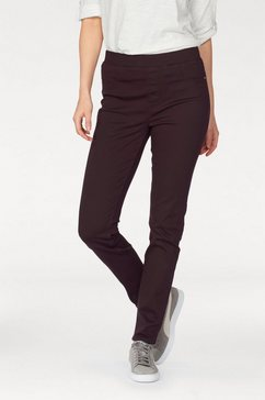 stooker women skinny fit jeans »florida« paars