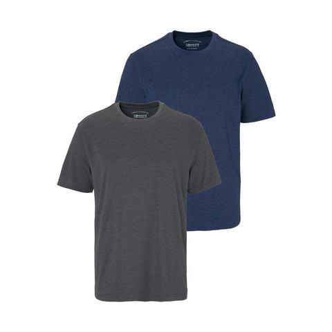 MAN'S WORLD T-shirt (set, 2-delig)