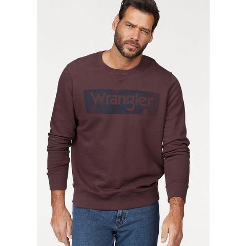 NU 15% KORTING: WRANGLER sweatshirt