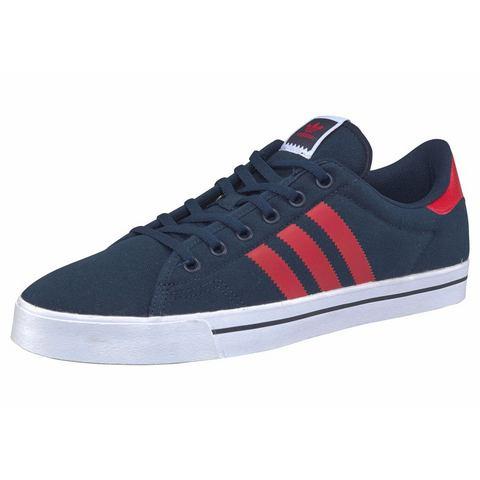 Adidas Adicourt Sneakers Navy-Scarle-Ftwr White