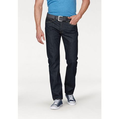 NU 15% KORTING: LEVI'S® straight-jeans »501®«