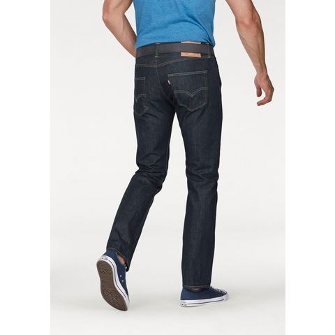 NU 15% KORTING: LEVI'S® straight-jeans »501®«
